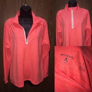 Antigua Pullover Size Large